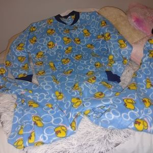 NWT Footed Ducky pajamas